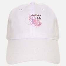 Obstetrics Babe Baseball Baseball Cap