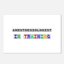 Anesthesiologist In Training Postcards (Package of