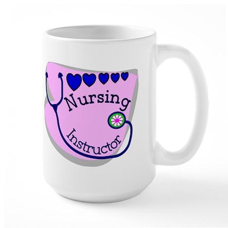 STUDENT NURSE III Large Mug