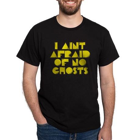 No Ghosts Dark T-Shirt