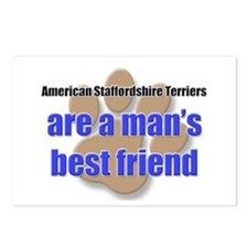 American Staffordshire Terriers man's best friend