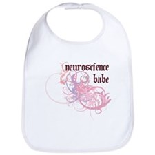 Neuroscience Babe Bib