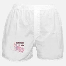 Motocross Babe Boxer Shorts