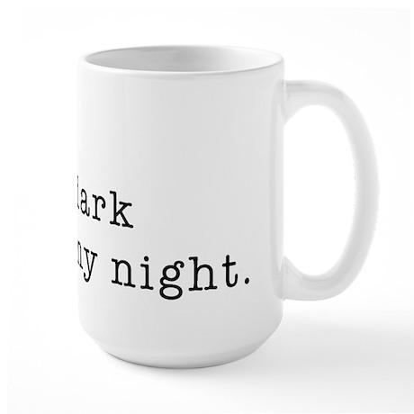 Writer's Large Mug