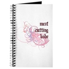 Meat Cutting Babe Journal