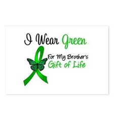 Organ Donor Brother Postcards (Package of 8)
