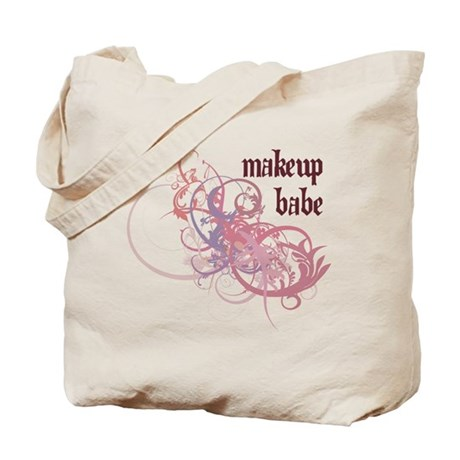 Makeup Babe Tote Bag