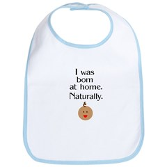 Born at home 2 Bib