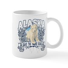 Polar Bear Alaska Mug