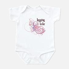 Logging Babe Infant Bodysuit