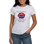 Tax Cut Pig Women's T-Shirt