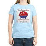 Tax Cut Pig Women's Light T-Shirt