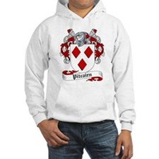Pitcairn Family Crest Hoodie
