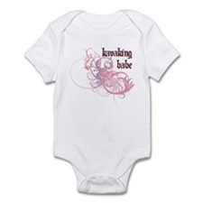 Kayaking Babe Onesie