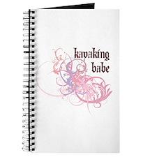 Kayaking Babe Journal