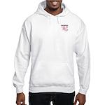 Investigations Babe Hooded Sweatshirt