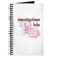 Investigations Babe Journal