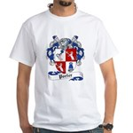 Porter Family Crest White T-Shirt