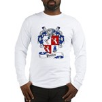 Porter Family Crest Long Sleeve T-Shirt