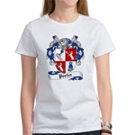 Porter Family Crest Women's T-Shirt