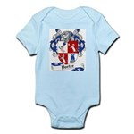 Porter Family Crest Infant Creeper