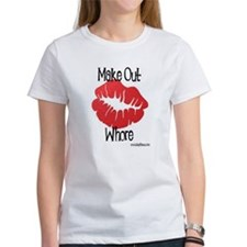 Make Out Whore! Tee