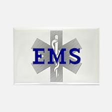 EMS Star of Life Rectangle Magnet