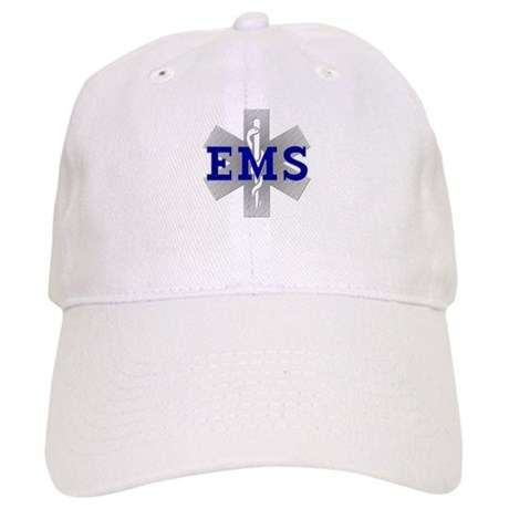EMS Star of Life Cap