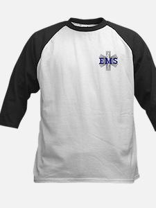 EMS Star of Life Kids Baseball Jersey