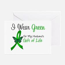 Organ Donor Gift Greeting Cards (Pk of 10)