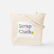 Scrap Chick Tote Bag