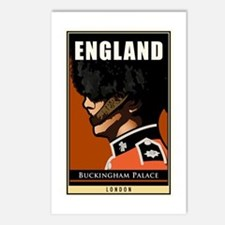 England Postcards (Package of 8)