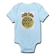 Celtic Cutie Kids Clothes Infant Creeper
