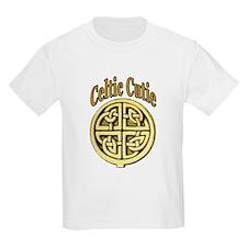 Celtic Cutie Kids Clothes Kids T-Shirt