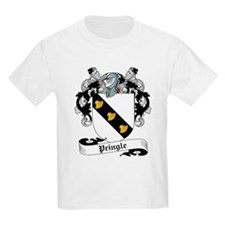 Pringle Family Crest Kids T-Shirt
