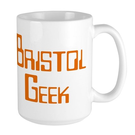 Bristol Geek Large Mug