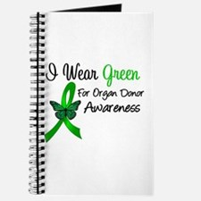 Organ Donor Gift Journal