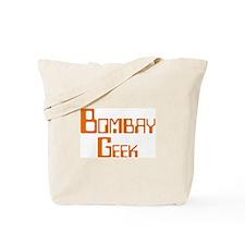 Bombay Geek Tote Bag