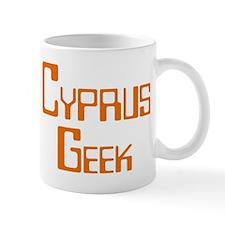 Cyprus Geek Mug
