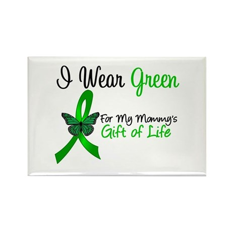 Organ Donor Gift Rectangle Magnet