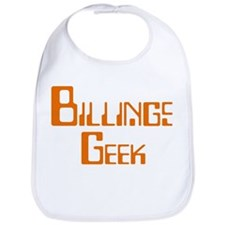 Billings Geek Bib
