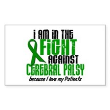 In The Fight Against CP 1 (Patients) Decal