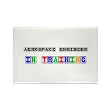 Aerospace Engineer In Training Rectangle Magnet