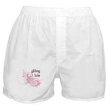 Gliding Babe Boxer Shorts