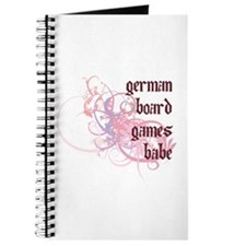 German Board Games Babe Journal