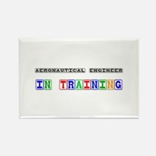 Aeronautical Engineer In Training Rectangle Magnet
