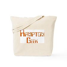 Hampton Geek Tote Bag
