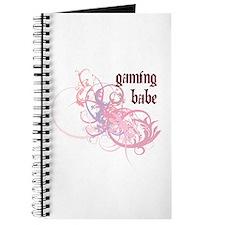 Gaming Babe Journal