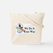 Painter Tote Bag