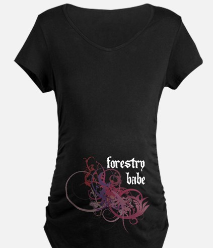 Forestry Babe T-Shirt